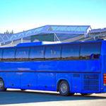 秋葉原と河口湖の高速バス運行状況の確認